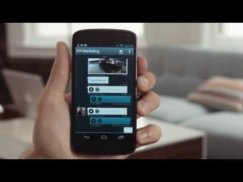 Video of Voxer Walkie Talkie Messenger