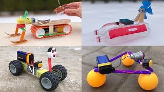 4 Incredible Ideas And Simple Homemade Toys