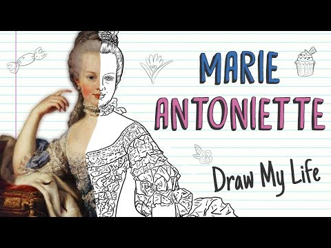 MARIE ANTOINETTE | Draw My Life