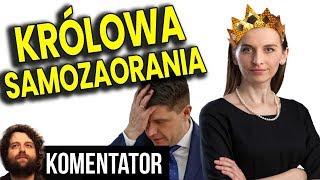 1 Post 8 Wtop – Nowa Królowa Samozaorania z Wiosny Biedronia – Analiza Komentator Spurek Lewica PL
