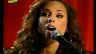 "Alicia Keys ""Live"" in Madrid - That's The Thing About Love"