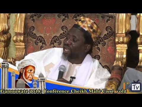 Gamouwate 2018: Conférence Cheikh Mahi Cissé 2/2