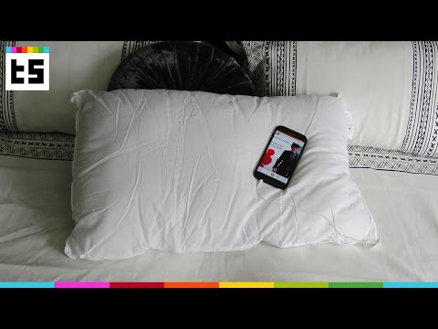 Rockt oder Ramsch? Musik-Kissen iMusic Pillow im Test