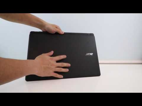 Acer Aspire ES 15 Unboxing and Quick Overview (ES1-572-31KW) Intel Core i3, 4GB Ram, 1TB HDD