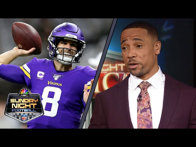 NFL Wild Card Weekend Recap: Vikings and Titans advance, Brady's future in New England | NBC Sports