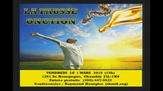 LA FAUSSE ONCTION  3/3