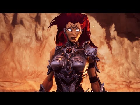 Darksiders III - Fury's Apocalypse Trailer thumbnail
