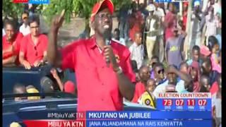 Naibu wa Rais William Ruto aeleza wakaazi wa  Likoni-Mombasa umuhimu wa viwanda nchini
