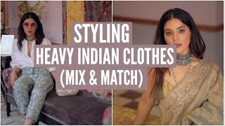 INDIAN WEDDING OUTFITS  | ROSHNI BHATIA