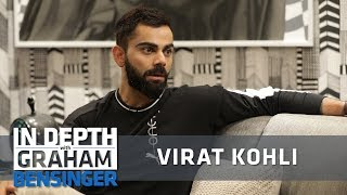 Virat Kohli: Dad's death changed my life