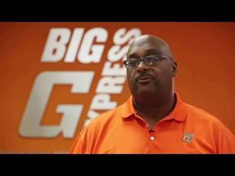 Big G Express Driver Testimonial