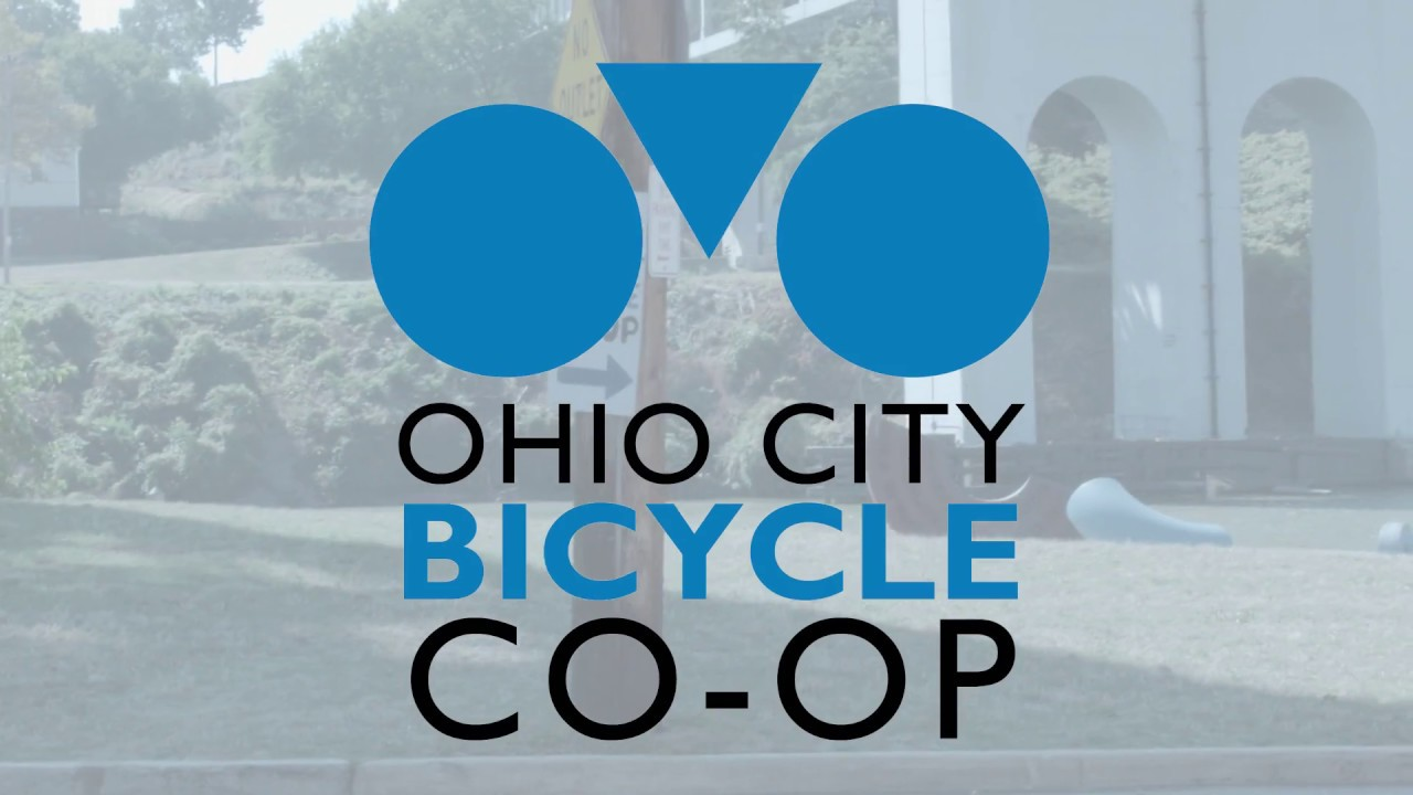Ohio City Bicycle Co-op. Helping people use bikes.