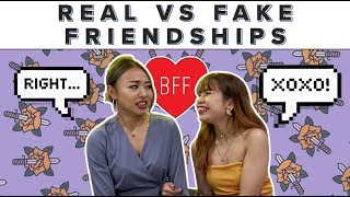 Real VS Fake Friendships | ZULA ChickChats | EP 64