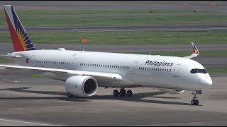 Philippine Airlines 1st Airbus A350-900 RP-C3501 [HND/RJTT]