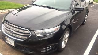 Locate Ford Taurus keyless entry code 2010-2016