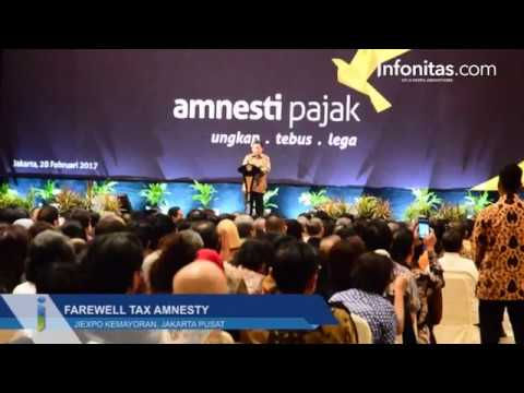 Farewell Tax Amnesty