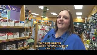 """DISC 225 - """"Wild Birds Unlimited"""", Blasdell, NY"""