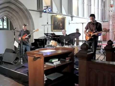Asaf Sirkis Trio at Brecon Jazz Festival 2009 online metal music video by ASAF SIRKIS