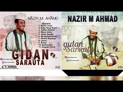 Musa Jidda Official Audio HQ By Nazir M Ahmed (Sarkin Waka)