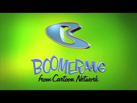 Boomerang Channel Part 25