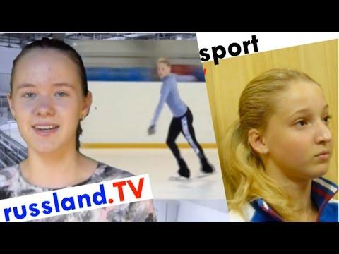 Eiskunstlauf: Maria Sozkowa – alles neu! [Video]