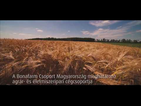 Bonafarm Csoport - Termékvideó
