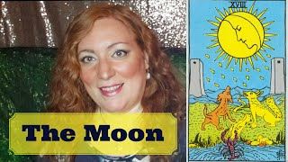 JOURNEY THROUGH THE TAROT: Week with the MOON | Introduction to the SUN
