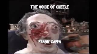 FRANK ZAPPA    THE VOICE OF CHEESE