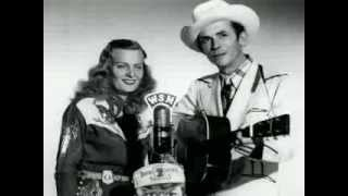 Hank Williams Sr. I'm So Lonesome I Could Cry