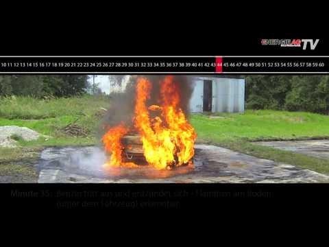Ford mondeo wird auf dem Benzin nicht geführt