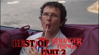 Stranger Things S3 - Funniest Moments / Scenes - Part 2   Humor