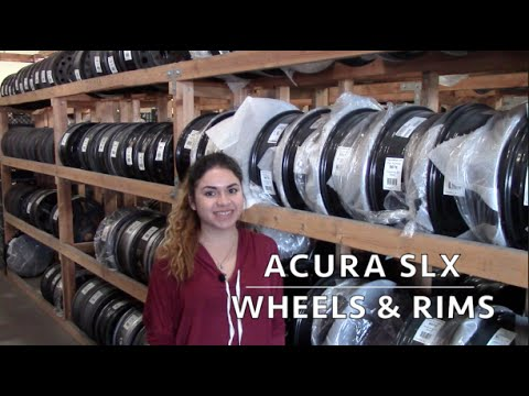 Factory Original Acura SLX Wheels & Acura SLX Rims – OriginalWheels.com