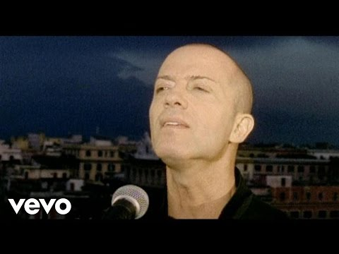 Raf - Dimentica (videoclip)