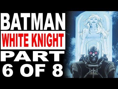 Jack Napier vs. The Real Terror of Gotham City - Batman! (Batman White Knight #6 )