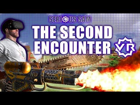SEROIUS SAM VR: THE SECOND ENCOUNTER