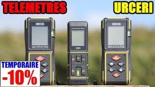 URCERI TELEMETRE LASER  ZL-40m + Z1 Mini 60m Versus BOSCH PRO GLM 80