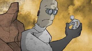 """MASKS"" Exploitation leads to extinction. Animated Short by Patrick Smith"