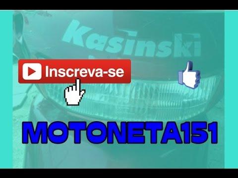 COMO FAZ PARA LIGAR O CDI DA MOBYLETTE NO SCOOTER KASINSKI SUPER CAB 50