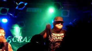 36 Crazyfists - I'll Go Until My Heart Stops (HD) (Live @ Dynamo, Eindhoven, 27-01-2018)