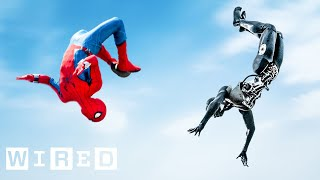 How Disney Designed a Robotic Spider-Man | WIRED