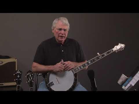 BRAND NEW Recording King RKR85 Elite 5 string banjo $1599