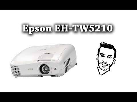 Proiettore Epson EH-TW5210 - Recensione ITA by Ken784