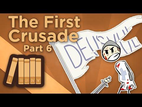První křížová výprava: Na Jeruzalém!