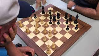 Battle of The Highest USCF-Titled (SM Mick) vs. Highest FIDE-Titled (GM Ehsan)