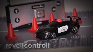 Mini RC Car von Revellcontrol ein cooles Policeauto  Rc 40 Mhz - Review