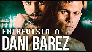 Dani Barez | Entrevista sobre su pelea por el título Lonsdale de BAMMA