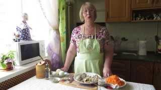 Как сделать рыбу под маринадом - вкусно, легко, недорого. Мастер класс!!!
