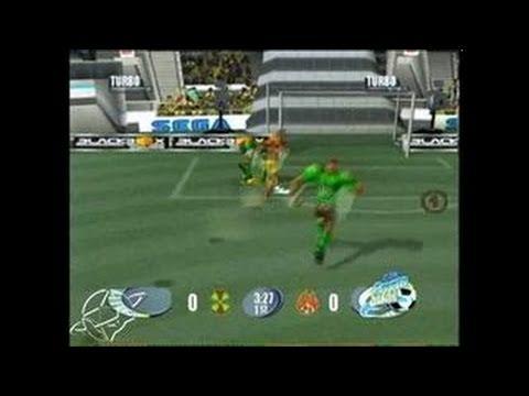 sega soccer slam xbox 360 review