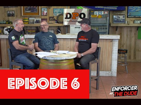 Enforcer and The Dude - Episode 6