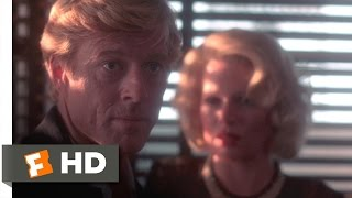 The Natural (6/8) Movie CLIP - Let it Ride (1984) HD